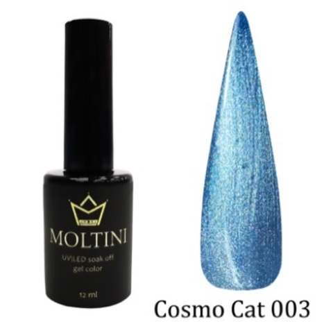 Гель-лак Moltini Cosmo Cat 003 12 ml