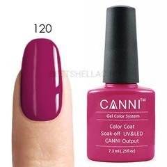 Canni, Гель-лак № 120, 7,3 мл