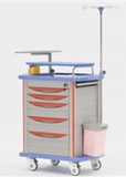 Столик анестезиолога и деж.медсестры металлопластиковый G-70