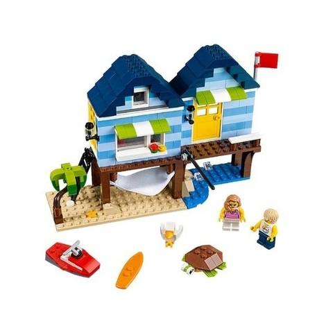 LEGO Creator: Отпуск у моря 31063 — Beachside Vacation — Лего Креатор Создатель