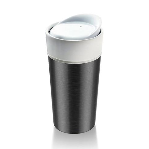 Термокружка Asobu Thermo steel (0,4 литра), серая