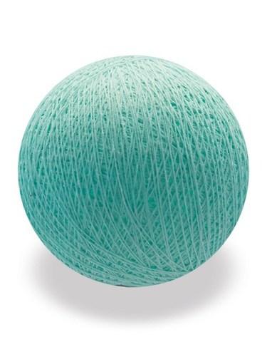 Хлопковый шарик аква