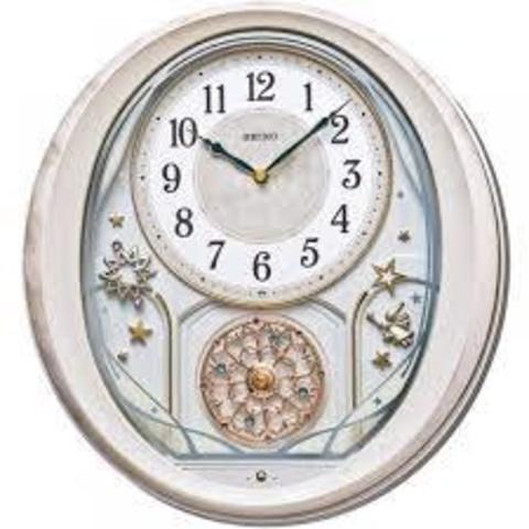 Настенные часы Seiko QXM370PT