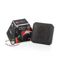 Угольное детокс-мыло, GifuI