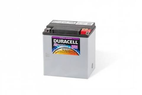 Аккумулятор DURACELL DTX30LA (26Ah) (CCA400)