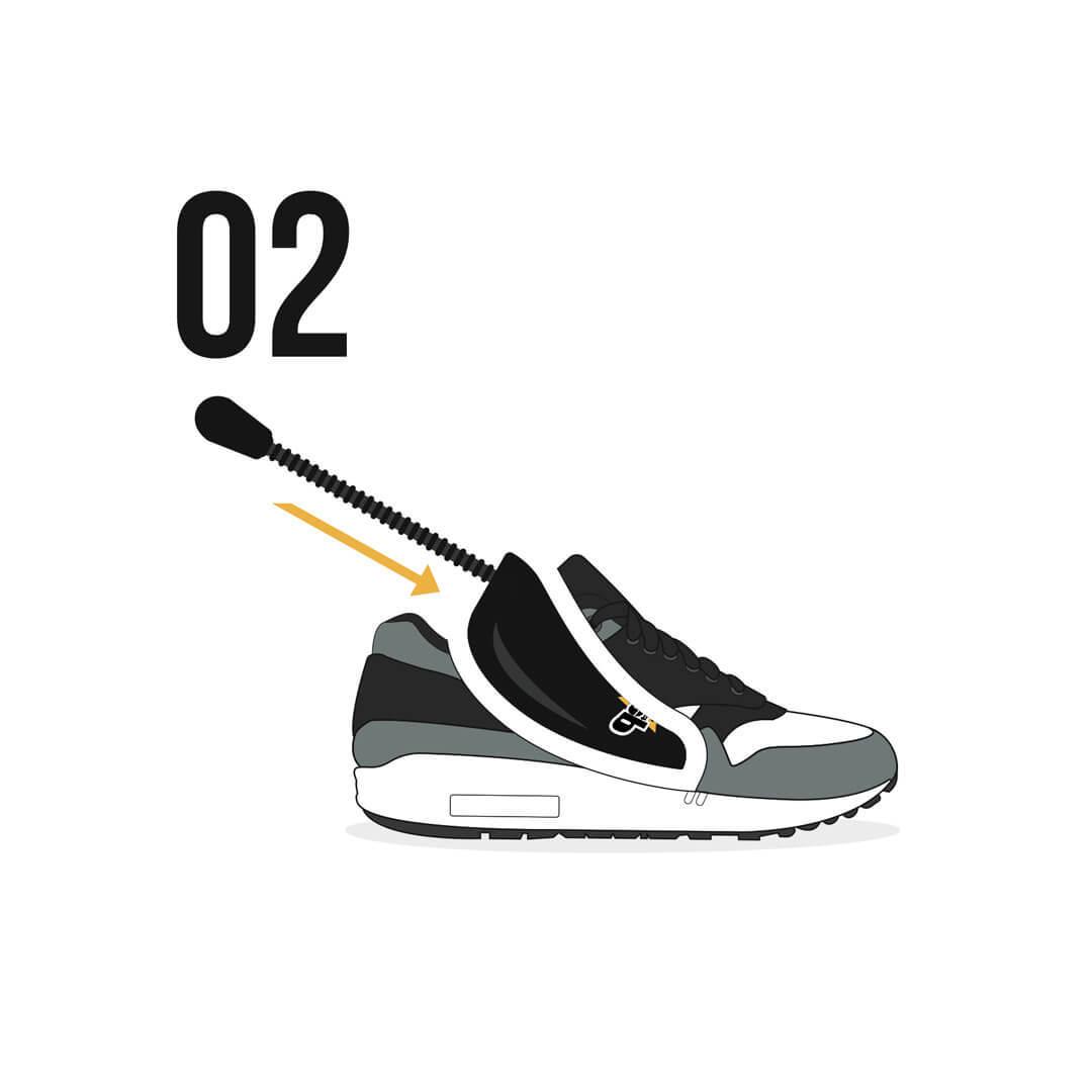 Распорки для обуви Crep Trees