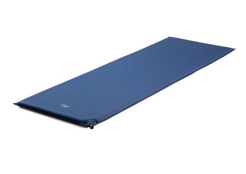 Самонадувающийся туристический коврик TREK PLANET Camper 40 (Blue)