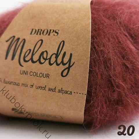 DROPS MELODY 20,