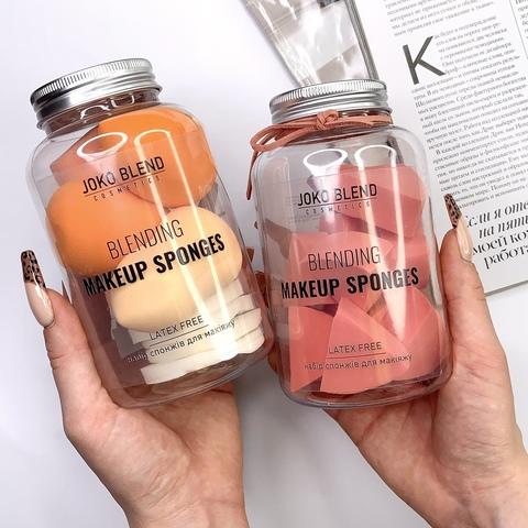 Набір спонжів для макіяжу Drop Blending Makeup Sponges Joko Blend (2)