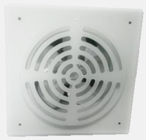 Вентилятор накладной осевой d200 ВанВент ВН 200