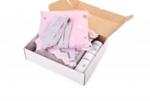 Набор простыней и бортиков для кроватки Sleepy