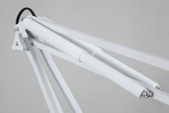 Лампа-лупа на штативе SD-2021 кольцевая
