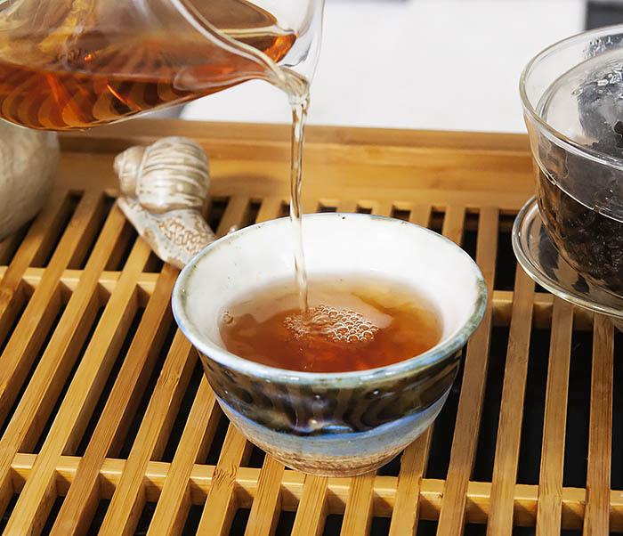 TEA-CH114 Чай улун «ГАБА Алишань медовая» (50 гр) фото 12