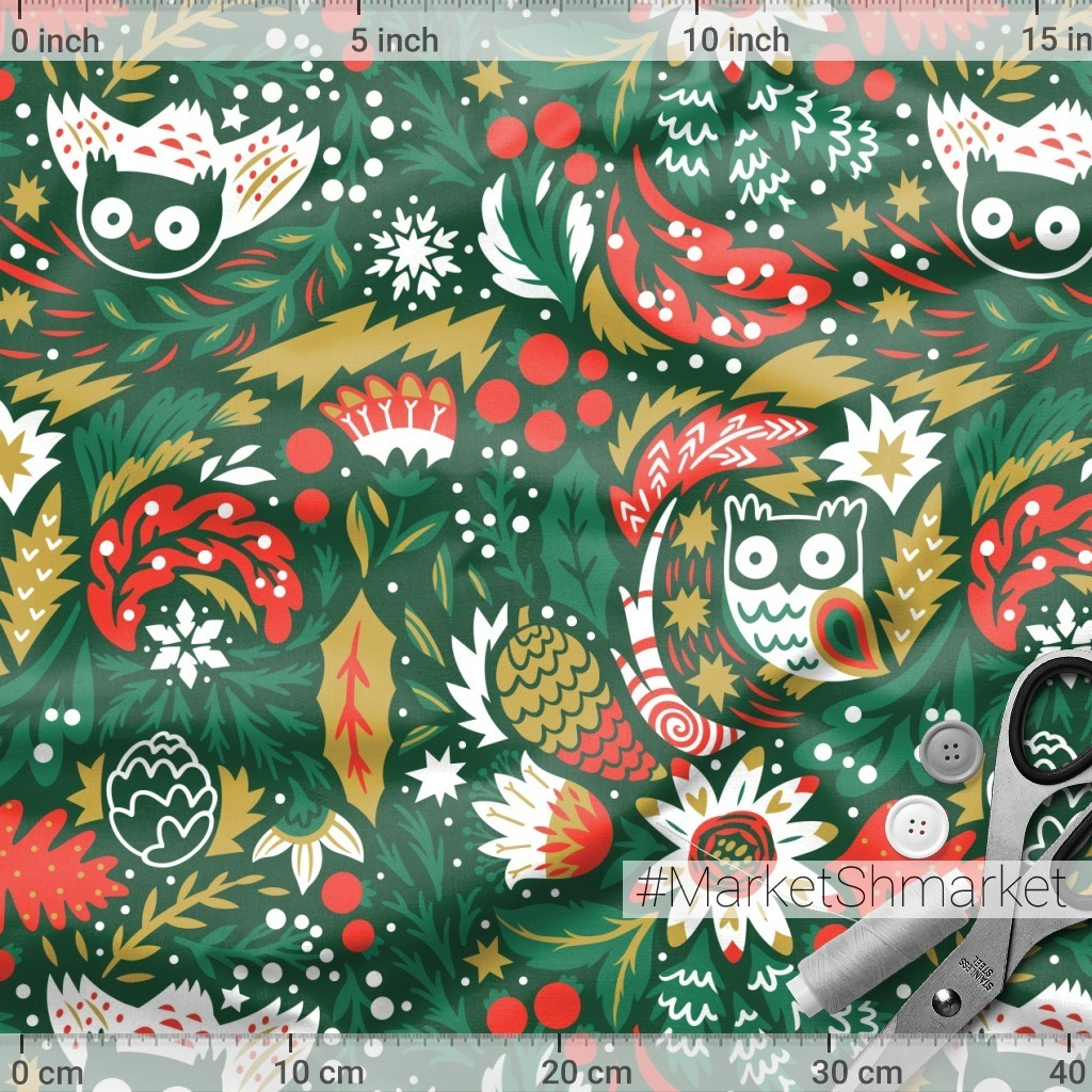 Рождественские совы