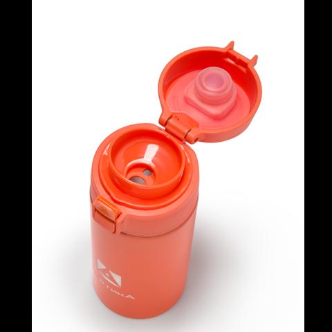 Термос (сититерм-вакуумный) Арктика (0,35 литра),оранжевый