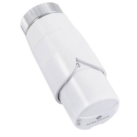 Термостатическая головка C Diamant Plus Белый-Белый