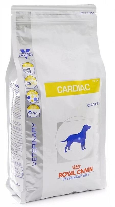 Royal Canin Уценка! Срок до 10.2021 г. // Корм для собак, Royal Canin Cardiac EC26, при сердечной недостаточности 621020.jpg