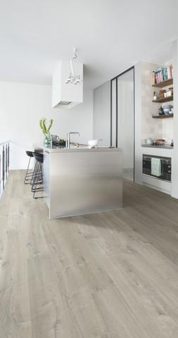 Soft Oak grey   Ламинат QUICK-STEP IMU3558