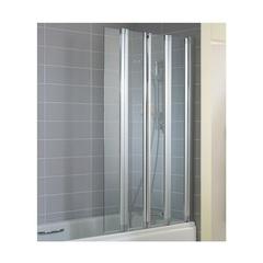 Шторка на борт ванны с раздвижными дверьми 85х150 см Ideal Standard Connect T9925EO фото
