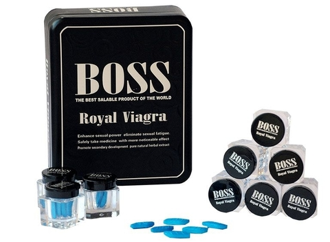 «BOSS ROYAL VIAGRA» (1 таблетка)