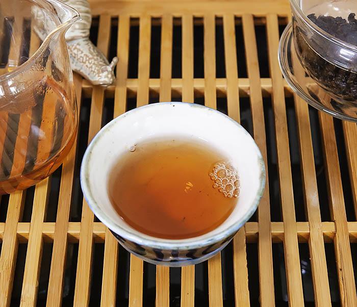 TEA-CH114 Чай улун «ГАБА Алишань медовая» (50 гр) фото 13