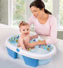 Детская ванночка складная Summer Infant Foldaway