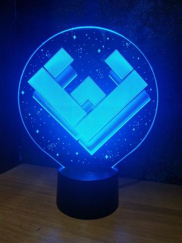 3Д - Логотип