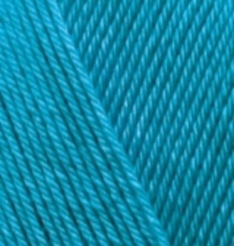 Diva 245 Синяя бирюза Alize