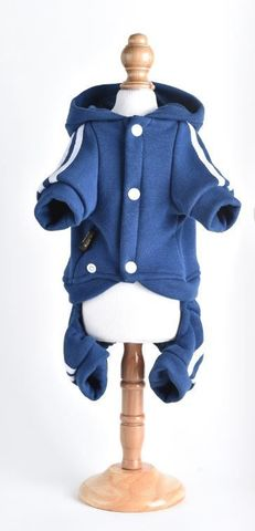 Royal Dog спортивный костюм синий S