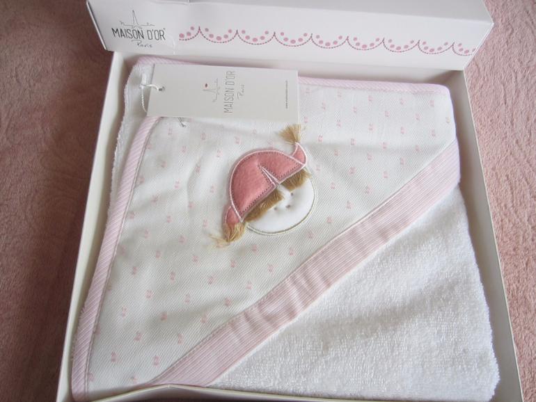 Полотенца детские Полотенце-Конверт   BABY CLUB  розовый / Maison Dor (Турция) f30f7a9387d78c360ccae4a7b4de5128.jpg