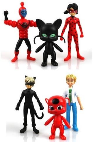 Игрушки Леди Баг и Супер-кот — Miraculous Ladybug Toys