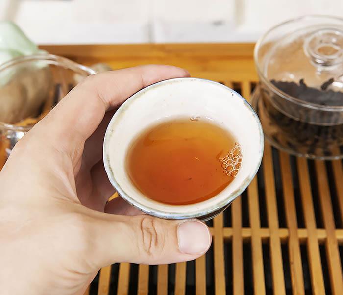 TEA-CH114 Чай улун «ГАБА Алишань медовая» (50 гр) фото 14