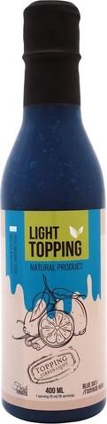 Сироп Cirrus Topping  Голубое небо 400мл б/сахар