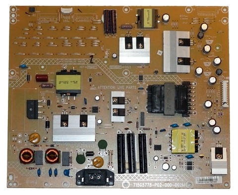 715G5778-P02-000-002M блок питания с инвертором телевизора Philips купить