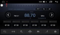 Магнитола для VW Tiguan (2016+) на Android 8.1 2/16GB IPS DSP модель CB731R