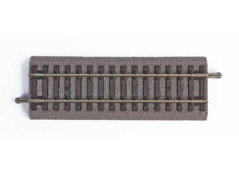 Рельсы прямые G119 на подложке, уп. 6 шт.