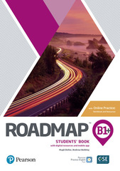 Roadmap B1+ Students' Book with Online Practice...