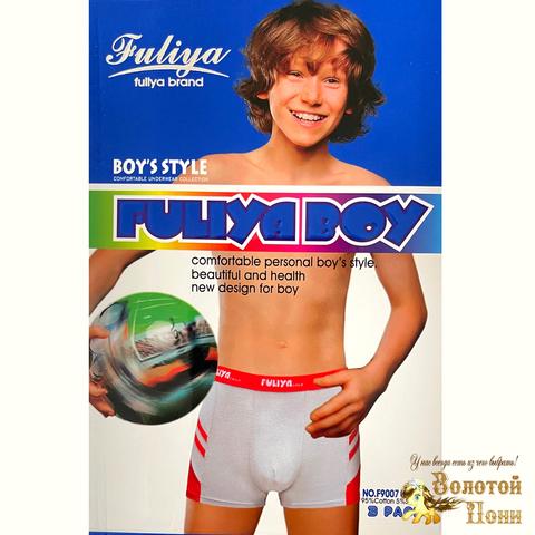 Трусы-боксеры мальчику (7-12) 210623-F9007