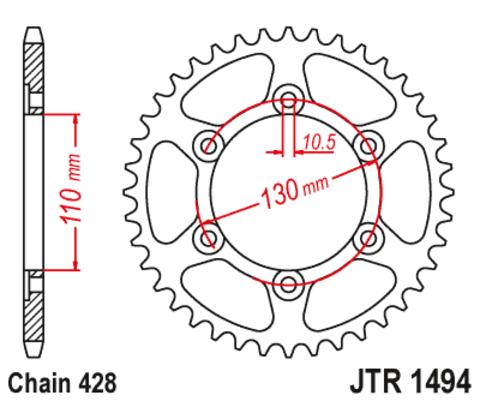 JTR1494