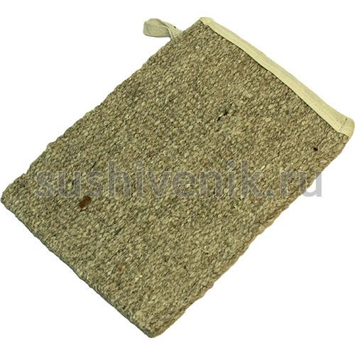 Кесе-перчатка из козьей шерсти (серый)