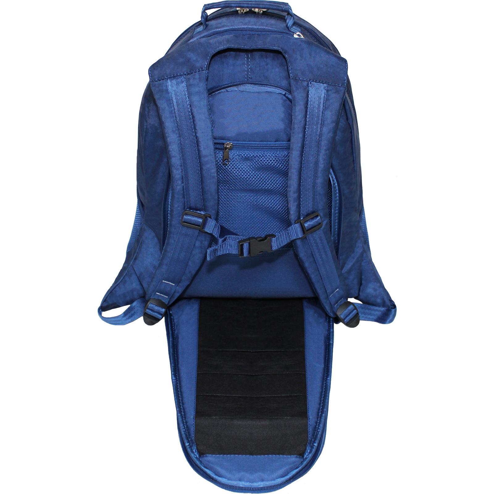 Рюкзак Bagland Сити max 34 л. Синий (0053970)