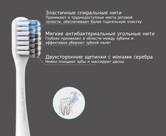 Зубная щетка DOCTOR·B Blue (Bass method)