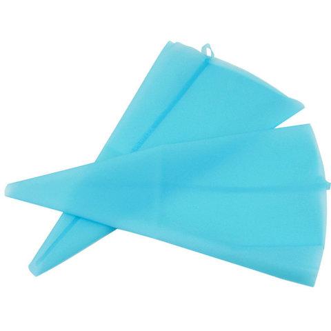 Мешок кондитерский силикон 40см, синий