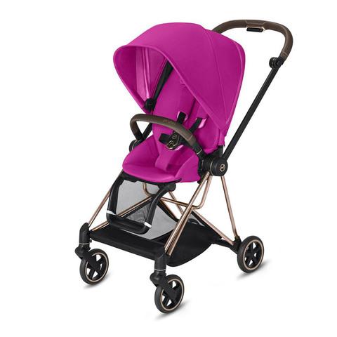 Прогулочная коляска  Cybex Mios Fancy Pink rosegold