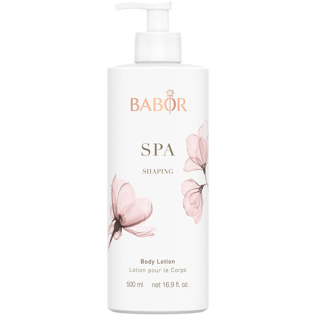 Крем для тела Babor SPA Shaping Lotion 500 ml
