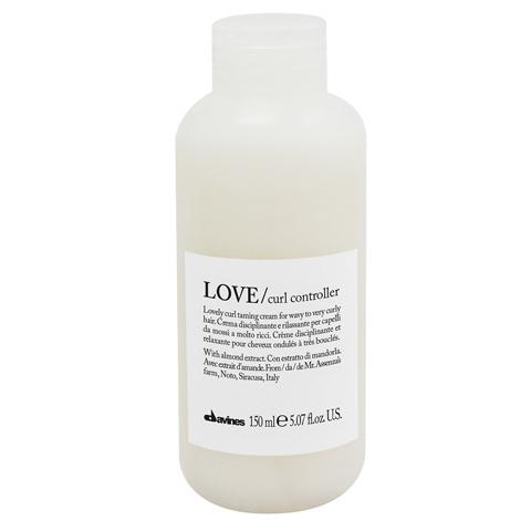 Davines Essential Haircare LOVE CURL: Несмываемый крем, контроллер завитка (Love Curl Controller), 150мл