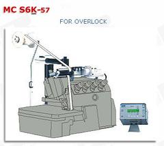 Фото: Электронное устройство для дозированной подачи тесьмы MC S6K-57