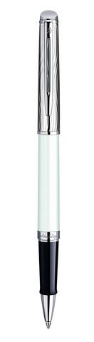 Ручка-роллер Waterman Hemisphere Deluxe, цвет: White CT123