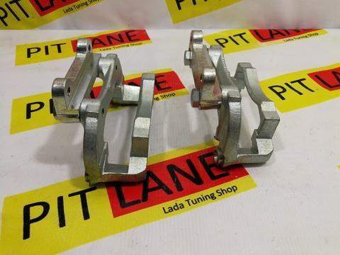 Скобы переходные для установки тормозных дисков R15 на а/м Лада Самара, Приора, Калина, Гранта.
