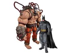 Batman Arkham Asylum: Batman & Bane 6